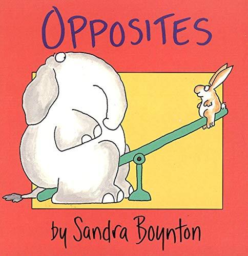 Opposites (Boynton Board Books)の詳細を見る