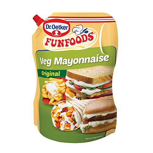 Dr. Oetker Fun Foods Veg Mayo Original 1.2 kg