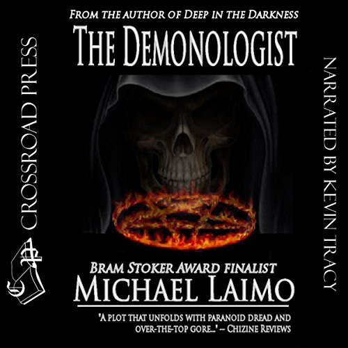 The Demonologist audiobook cover art