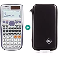 Casio Calculadora FX 991 ES Plus + Funda Protectora de SafeCase