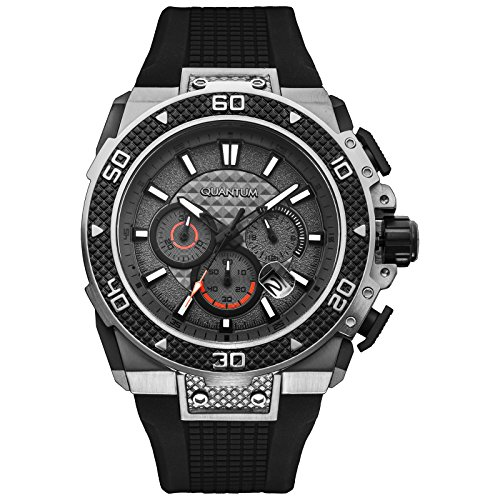 Quantum - Herren -Armbanduhr- HNG415.361