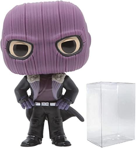 Baron Zemo Pop #702 Pop TV: The Falcon and The Winter Soldier Vinyl Figure (Bundled with EcoTek Protector to Protect Display Box)