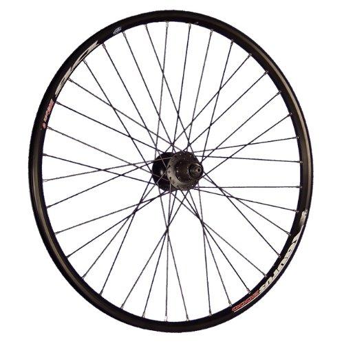 Taylor-Wheels 26 Pollici Ruota Posteriore Bici mozzo Disco Taurus FHM475 Nero