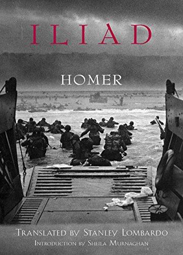 Iliad (Hackett Classics)