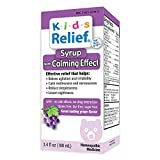 Kids Relief Calming Effect Syrup for Kids 0-12 Years