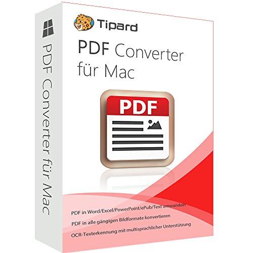 PDF Converter MAC 1 Jahr- Lizenz (Product Keycard ohne Datenträger)