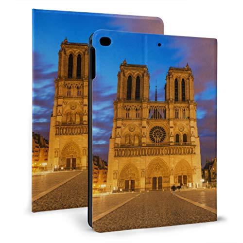 Ipad Girl Cover Favorite Notre Dame De Paris Protective Ipad Case For Ipad Mini 4/mini 5/2018 6th/2017 5th/air/air 2 With Auto Wake/sleep Magnetic Mini Ipad Covers