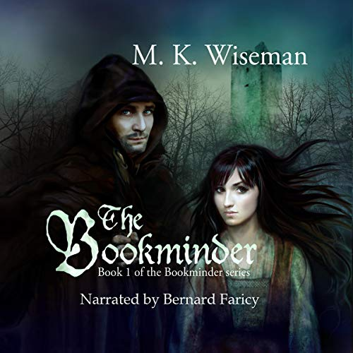 The Bookminder cover art