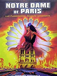 Partition : Notre Dame De Paris - Version Integrale - Paroles et Piano