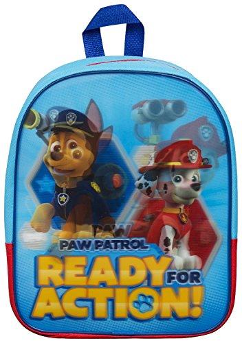 Paw Patrol Prêt pour l'action lenticulaires junior Backpack