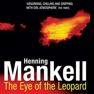 The Eye of the Leopard cover art