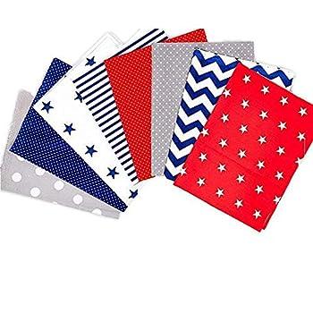 Kasoul telas para coser, 25 unidades, tela de algodón, patchwork ...