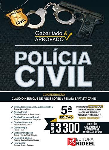 Gabaritado e Aprovado – Polícia Civil