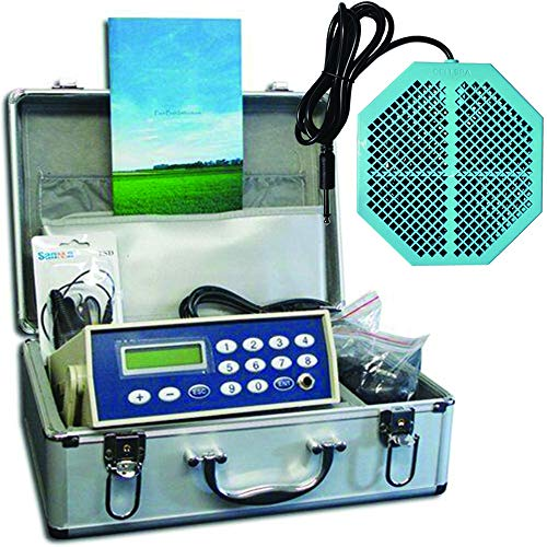 Cell Spa, Fir Belt Chi Ionic Ion Detox Machine Foot Bath Aqua Spa Cleanse With Twice Powerful CS-900 Array