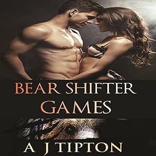 Bear Shifter Games audiobook cover art