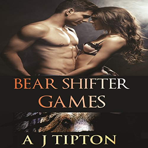 Bear Shifter Games     A Four Story Paranormal Shifter Collection              By:                                                                                                                                 AJ Tipton                               Narrated by:                                                                                                                                 Audrey Lusk                      Length: 7 hrs and 28 mins     Not rated yet     Overall 0.0