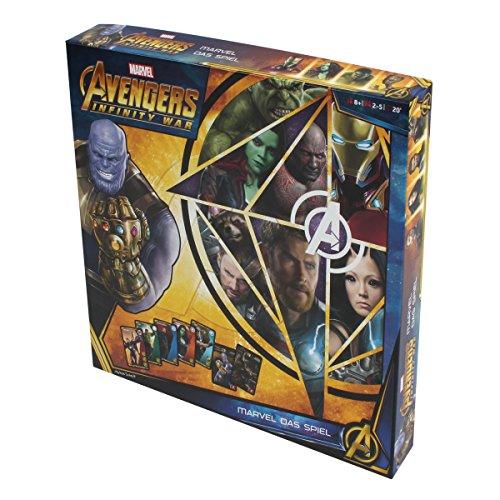 Avengers Infinity War Spiel