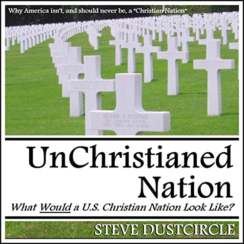 UnChristianed Nation audiobook cover art