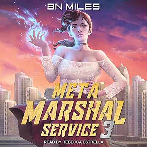 Meta Marshal Service 3 cover art