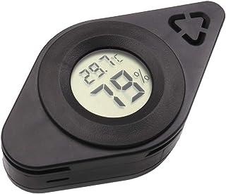 F Fityle Digital termometer hygrometer humidore för instrumentväska violin gitarr