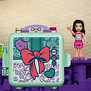 Amazon.co.jp - レゴ フレンズ キュービーズ - エマのファッションキューブ 41668