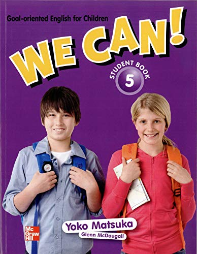 We Can! 生徒用テキスト5 / Student book 5