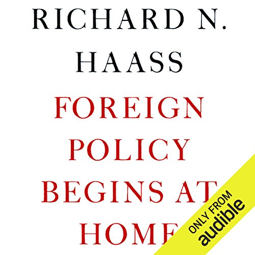 Foreign Policy Begins at Home cover art