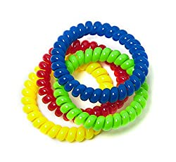 Chewable Jewelry Large Coil Bracelet