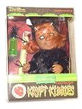 "Krypt Kiddies Series 3 Tabby 12"" Inch Doll Gothic"