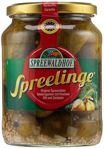 Spreewaldhof Spreelinge, 6er Pack (6 x 720 ml)