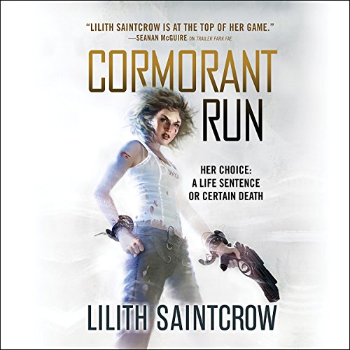 Cormorant Run audiobook cover art