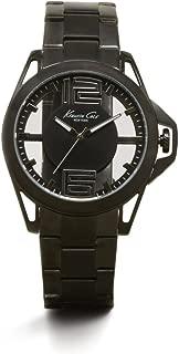 Kenneth Cole New York Men's 'Transparency' Quartz Stainless Steel Dress Watch (Model: 10022527)