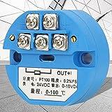 Sensore di temperatura DC24V, trasmettitore di temperatura, SBWZ PT100 Buona sensibilità ...
