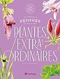 Dessiner les plantes extraordinaires - 25 espèces à dessiner en pas-à-pas