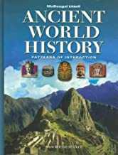 Ancient World History: Patterns of Interaction: Student Edition (C) 2005 2005