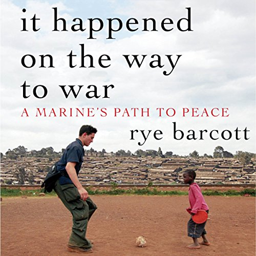 It Happened on the Way to War audiobook cover art