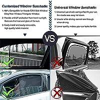 RogueのためのTRAIL X-TRAILのための日産Xのための車の窓の色合い T32 2014-2020 UV保護メッシュウィンドウサンシェードカーカーテンアクセサリー (Color : 7Pcs)
