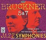 TBRCD0093/95 ブルックナー/ジャズ・シンフォニー(トーマス・マンデル編曲)