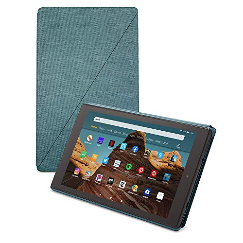 Fire HD 10 Tablet (32 GB, Twilight Blue, With Special Offers)...
