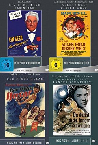 Magic Picture Klassiker Edition EIN HERR OHNE KLEINGELD + ALLES GOLD DIESER WELT + DER TREUE HUSAR + DU DARFST NICHT LÄNGER SCH