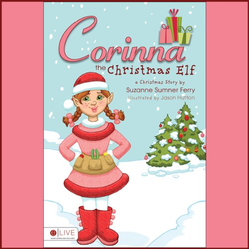 Corinna the Christmas Elf cover art