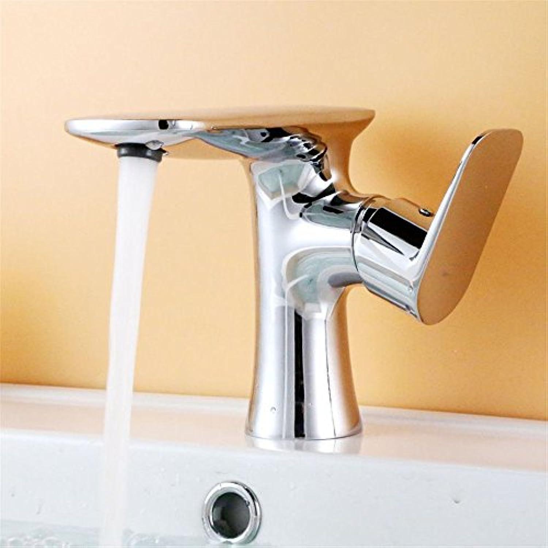 Moderne einfache kupferne heie und kalte Spülbecken Wasserhhne KüchenarmaturKupfer warmes und kaltes Wasser-Mischventil unter Aufsatzbecken Waschbecken Becken Wasserhahn Chrom Becken Waschbecken