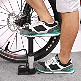 Swastik Mini Bike Pump Foot Activated Floor Pump Air Pump for car