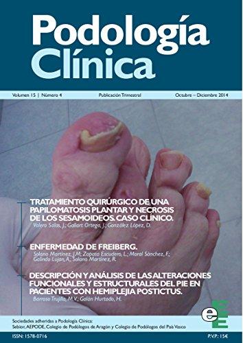 Podología Clínica 4-2014