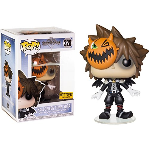 Funko – Disney Kingdom Hearts Idea Regalo, Statue, collezionabili, Comics, Manga, Serie TV, Multicolor, 14958