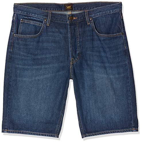 Lee Herren Shorts, Blau (Clean Moab Ku), 66 (Herstellergröße: 40)