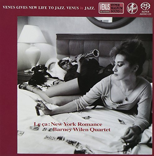 New York Romance by Barney Wilen (2014-01-15)