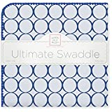 SwaddleDesigns Ultimate Winter Swaddle, X-Large...