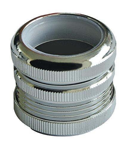 Sanitop-Wingenroth 22131 3 Siphonkupplung 32 mm, verchromt, chrom
