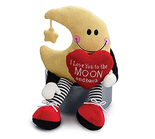 I Love You to the Moon and Back Plush